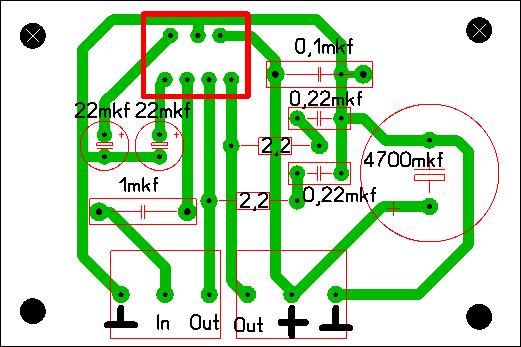 Pin Tda7294 Pcb Layout Httpelcircuitscomcar Amplifier Hybrid Chip Amp.